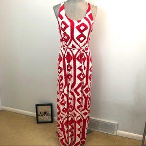 LOFT Ann Taylor maxi dress